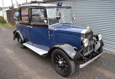 Lot 230 - 1938 Morris Super Six 'G2SW' Taxi