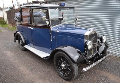 Lot 1938 Morris Super Six 'G2SW' Taxi