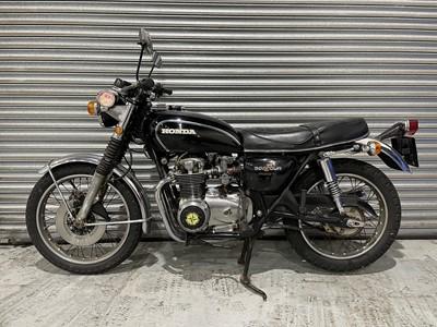 Lot 109 - 1972 Honda CB500 Four K0