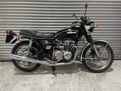 Lot 1972 Honda CB500 Four K0