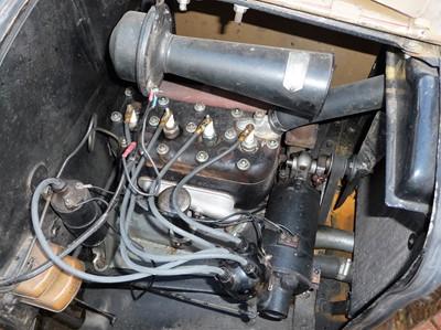 Lot 1929 Austin Seven Van