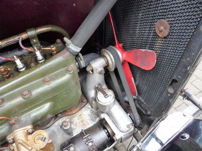 Lot 4 - 1928 Austin 'Heavy' 12/4 Two-Seater with Dickey