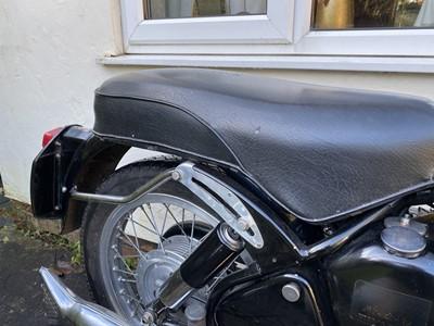 Lot 1959 Velocette Venom