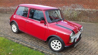 Lot 221 - 1993 Rover Mini Italian Job