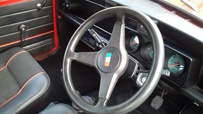 Lot 221 - 1993 Rover Mini Italian Job