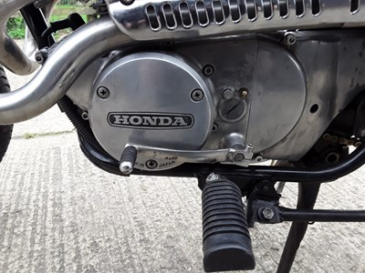 Lot 105 - 1972 Honda CL175