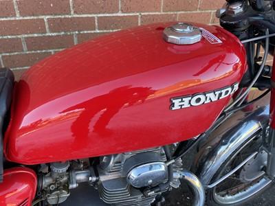 Lot 1973 Honda CB175 K6 Super Sport