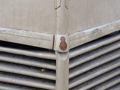 Lot 109 - 1939 Mercury Eight Series 99A Estate Car