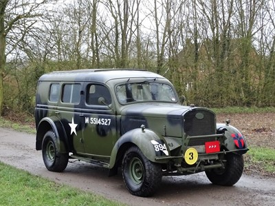 Lot 54 - c.1942 Ford WOA2 Heavy Utility Car