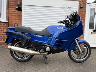 Lot 106 - 1993 Norton Commander