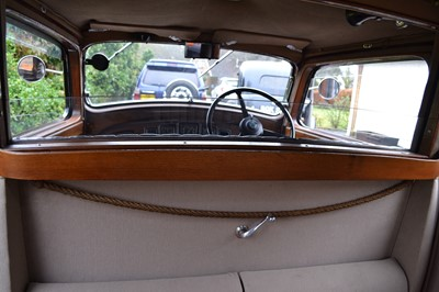 Lot 1936 Vauxhall BXL Grosvenor Limousine