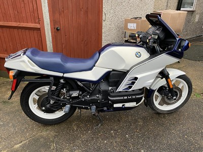 Lot 118 - 1988 BMW K100RS