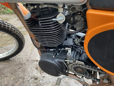 Lot 1976 Yamaha TT 500