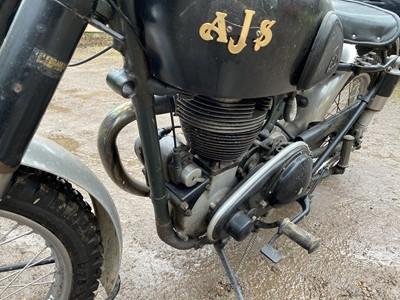 Lot 1949 AJS 16ms