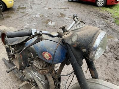 Lot 1951 BSA M21