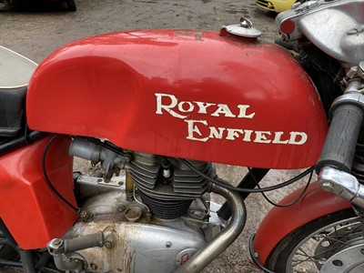 Lot 1965 Royal Enfield Continental GT