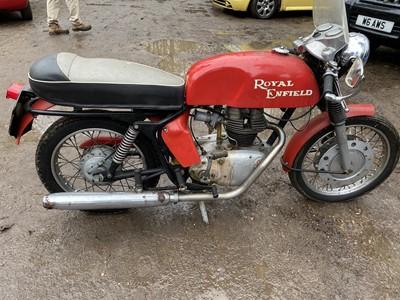 Lot 1965 Royal Enfield Continental GT