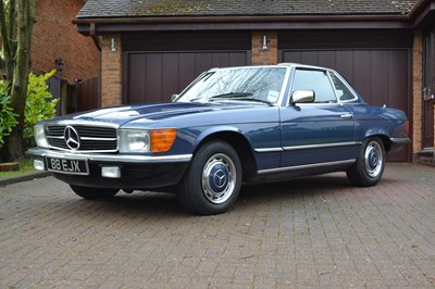 Lot 207 - 1985 Mercedes-Benz 280 SL