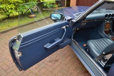 Lot 1985 Mercedes-Benz 280 SL