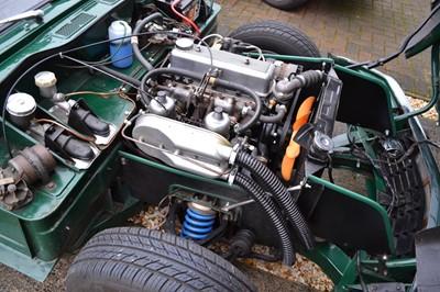Lot 1972 Triumph Spitfire MkIV