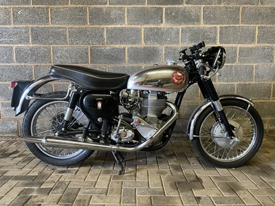 Lot 110 - 1959 BSA DBD34 Gold Star Clubman 500cc