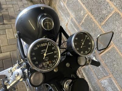 Lot 1959 BSA DBD34 Gold Star Clubman 500cc