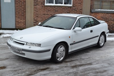 Lot 222 - 1992 Vauxhall Calibra Turbo 4x4