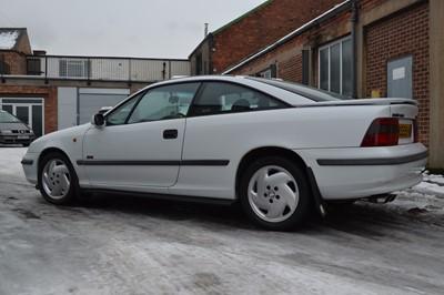 Lot 1992 Vauxhall Calibra Turbo 4x4