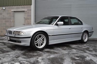 Lot 235 - 2001 BMW 735i Sport