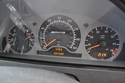 Lot 1996 Mercedes-Benz C36 AMG