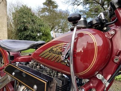 Lot 1937 Indian Four 437
