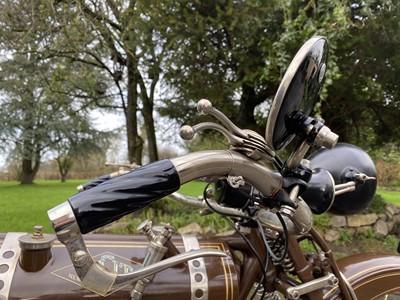 Lot 1920 Nut Model TT
