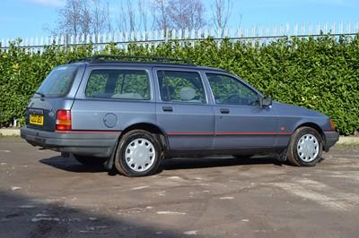 Lot 1989 Ford Sierra 1.8 Chasseur