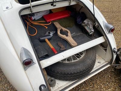 Lot 1953 Jaguar XK120