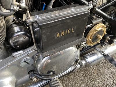 Lot 1953 Ariel Square Four