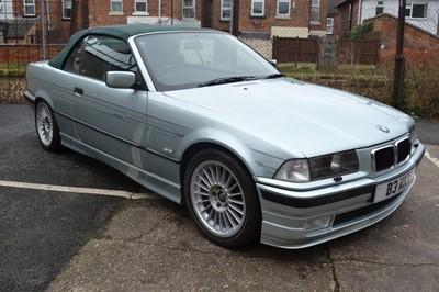 Lot 1997 BMW Alpina B3 3.2 Cabriolet