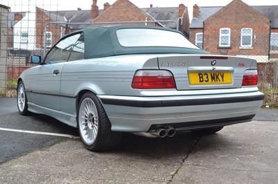 Lot 258 - 1997 BMW Alpina B3 3.2 Cabriolet