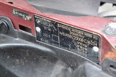 Lot 1991 BMW 325i Motorsport Cabriolet