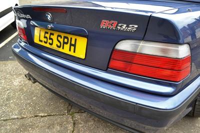 Lot 1999 BMW Alpina B3 3.2 Cabriolet