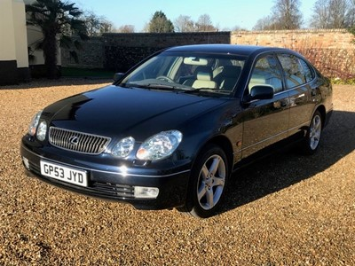 Lot 231 - 2003 Lexus GS 300 SE