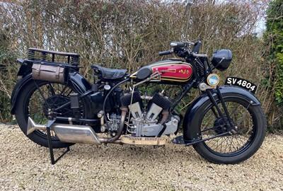 Lot 1929 AJS M1