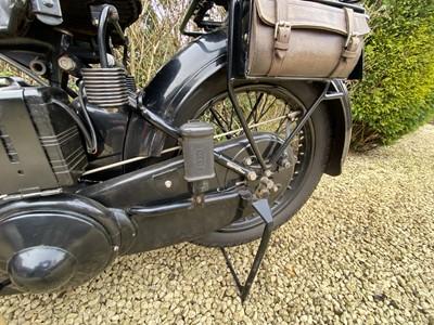 Lot 53 - 1929 AJS M1
