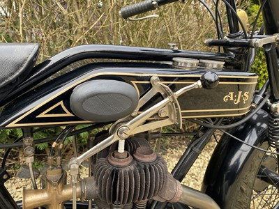Lot 1927 AJS H9
