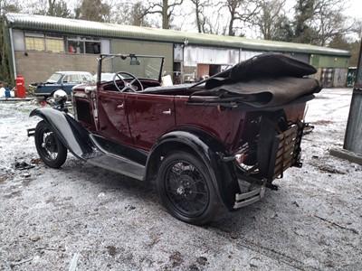 Lot 9 - 1930 Ford Model A Tourer