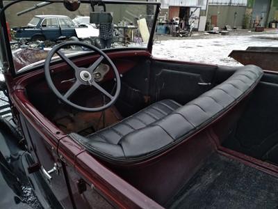 Lot 1930 Ford Model A Tourer