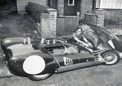 Lot c.1956 Lotus Eleven Series 1 'Le Mans'