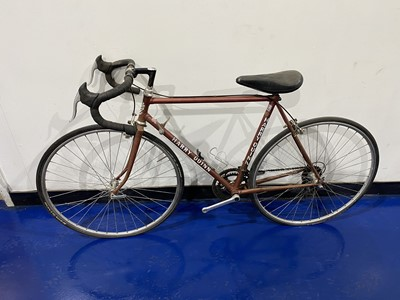 Lot 100 - Two Harry Quinn Bicycles