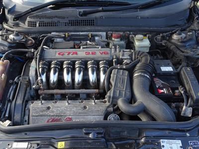 Lot 2004 Alfa Romeo 147 GTA
