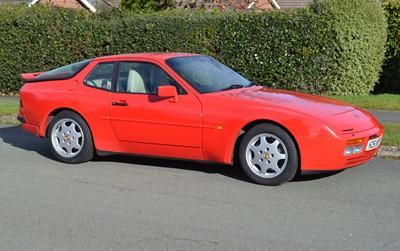 Lot 226 - 1991 Porsche 944 Turbo