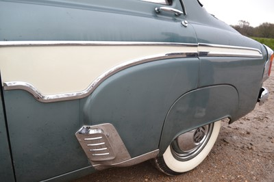 Lot 78 - 1957 Vauxhall Cresta E